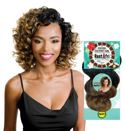RASTAFRI COCONUT CURL - Textured Tech