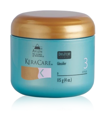 KERACARE DRY & ITCHY GLOSSIFIER 3.9OZ - Textured Tech