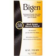 Bigen Permanent Powder Hair Color - Textured Tech