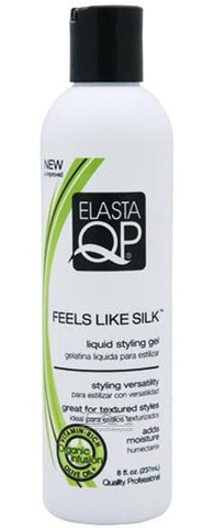 ELASTA QP FEELS LIKE SILK LIQUID STYLING GEL 12oz - Textured Tech