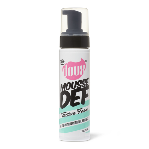THE DOUX MOUSSE DEF - Textured Tech
