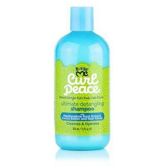 JUST FOR ME CURL PEACE SHAMPOO 12 OZ - Textured Tech