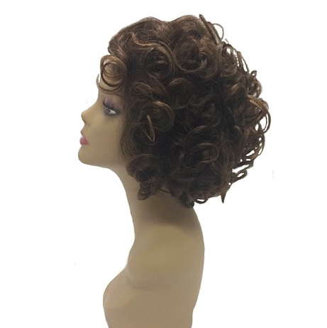 INDIAN REMY 100% HUMAN VIRGIN LACE FRONT WIG HLW-INDI-300 - Textured Tech