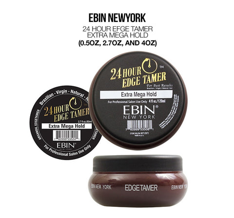 EBIN ULTRA SUPER HOLD 24 HR EDGE TAMER .5OZ - Textured Tech