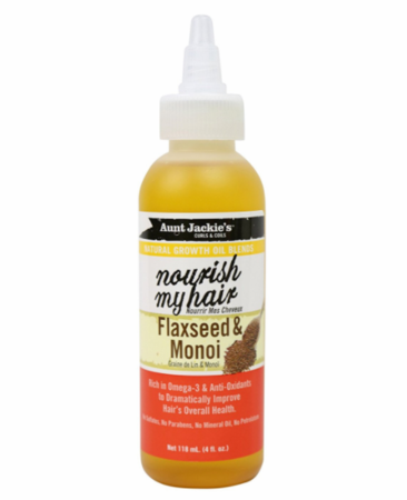 AUNT JACKIE'S FLX/MONOI OIL 4Z DL06 - Textured Tech