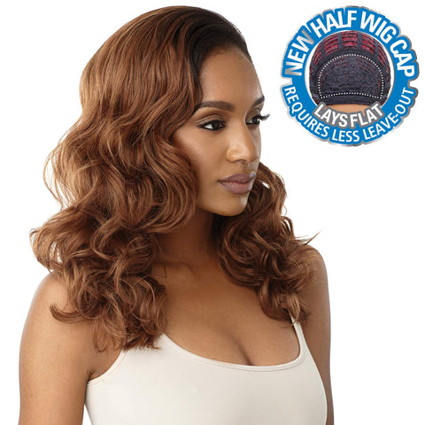 OUTRE QUICK WEAVE - CARLY - Textured Tech