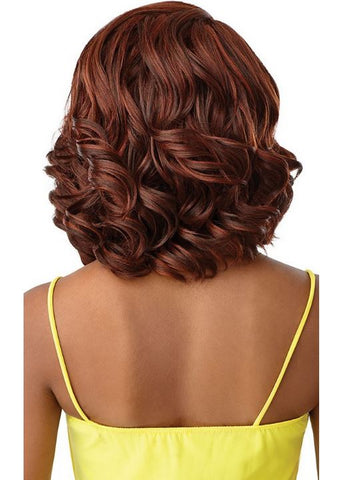 THE DAILY WIG LACE PART WIG - DELANIA - Textured Tech