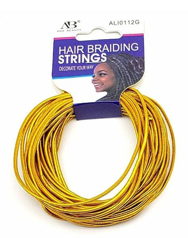 BRAIDING STRING - Textured Tech