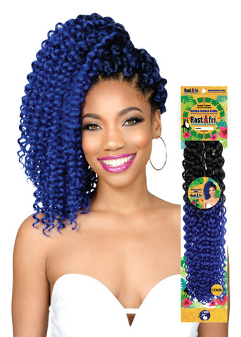 RASTA FRI BORA BORA CURL - Textured Tech