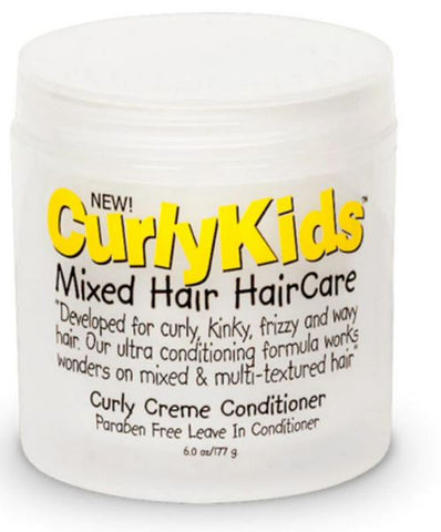 Curlykids Curly Creme Conditioner  6 oz - Textured Tech