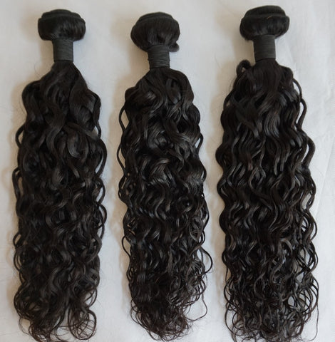 "Deep Curly Bundle 16"" (one 3.5 oz bundle) - Textured Tech"