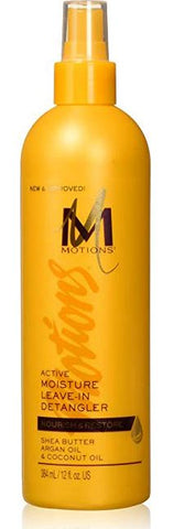 MOTIONS ACTIVE MOISTURE LEAVE-IN DETANGLER - Textured Tech