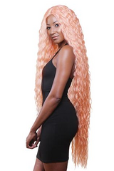 TRU WIG SWISS LACE FRONT WIG NBS-I217 - Textured Tech