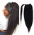 WRAP PONYTAIL KINKY STRAIGHT WRKK-18 - Textured Tech
