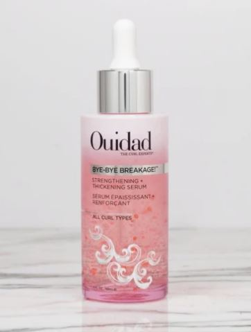 OUIDAD BYE BYE BREAKAGE STRENGTHENING & THICKENING SERUM 2OZ