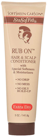 STAY SOFT FRO RUB ON TUBE 5 OZ - Textured Tech