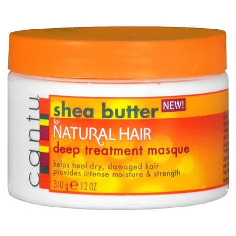 Cantu Deep Treatment Masque - Textured Tech