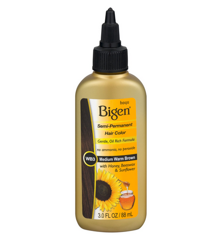BIGEN SEMI PERMENANT HAIR DYE - Textured Tech