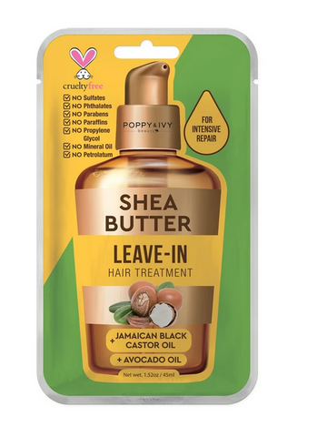 ABSOLUTE NEW YORK SHEA BUTTER LEAVE IN HAIR TREATMENT - Textured Tech