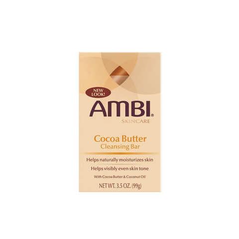 Ambi Cocoa Butter Cln Bar 3.5oz - Textured Tech