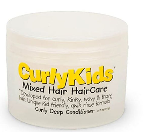 Curlykids Curly Deep Conditioner 8 oz - Textured Tech