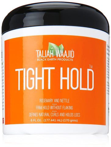 TALIAH WAAJID BLACK EARTH TIGHT HOLD 6OZ - Textured Tech