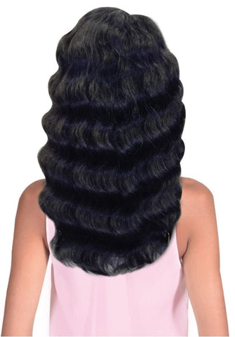 360 LACE FRONT WIG TRU REMY - SAMANTHA - Textured Tech