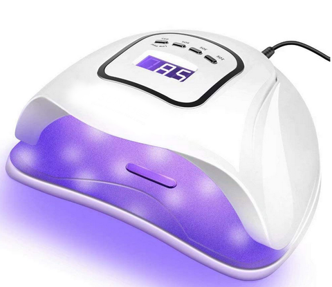 RED BY KISS INSTALAMP PROFESSIONAL GEL NAIL LAMP - Textured Tech