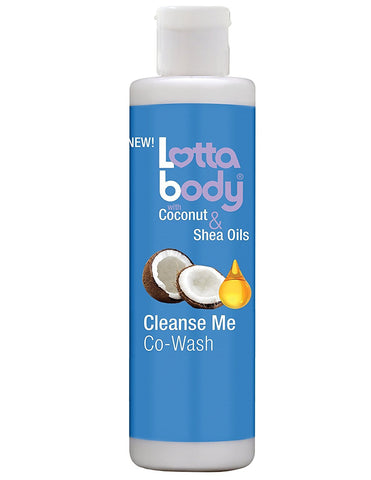 LOTTABODY CLEANSE ME CO-WASH - Textured Tech