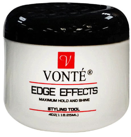 Vonte Edge Effects 4oz (CLEAR) - Textured Tech
