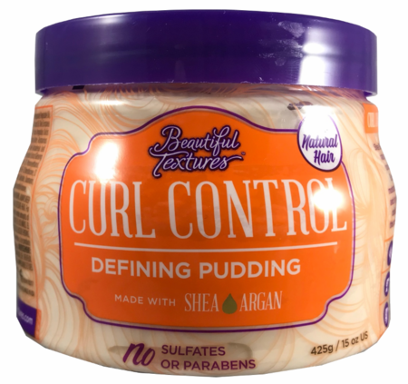 Beautiful Textures Curl Control Pudding 15oz - Textured Tech