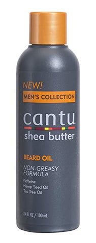 Cantu Men Beard Oil 3.4oz - Textured Tech