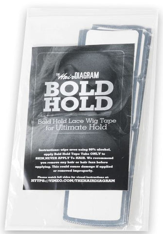 BOLD HOLD TAPE (40 TABS PER PACK) - Textured Tech