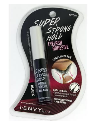 EYE LASH ADHESIVE SUPER STRONG HOLD (BLACK)