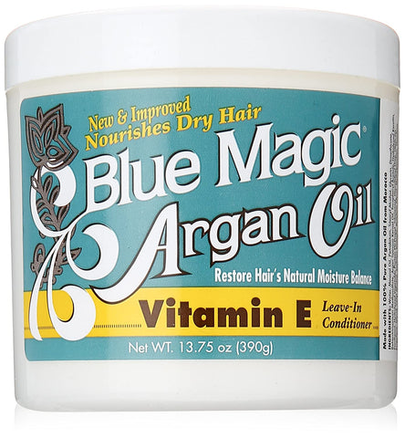 Blue Magic VITAMIN E 12 oz - Textured Tech