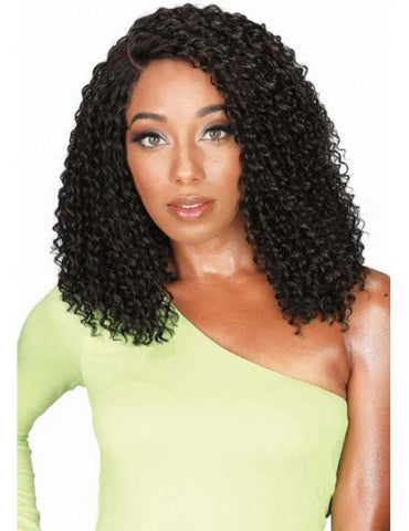 BEYOND LACE FRONT WIG -BOHEMIAN - Textured Tech