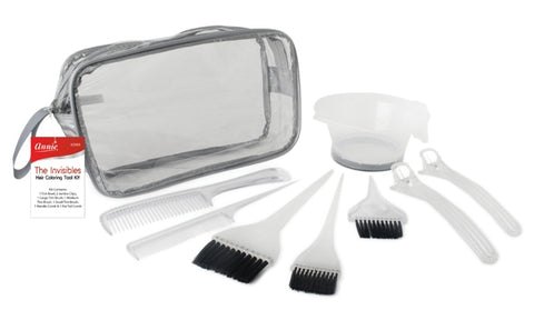 Annie Hair Coloring Tool Kit - Textured Tech