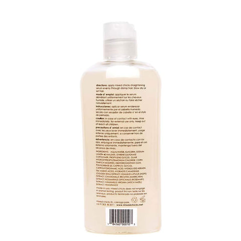 Mixed Chicks Straightening Serum 4oz. - Textured Tech