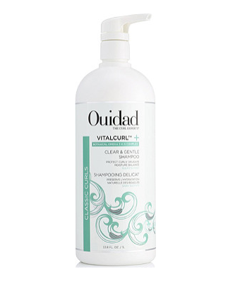 OUIDAD VITALCURL CLEAR & GENTLE SHAMPOO 8.5OZ - Textured Tech