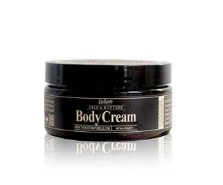 ROOTS Naturelle Shea Butter Body Cream 8oz - Textured Tech