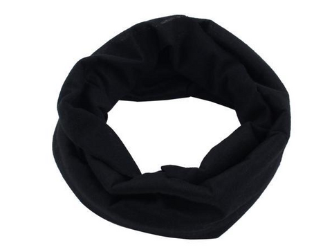 Multi Use Headband Wrap Scarf Mask (cotton) - Textured Tech