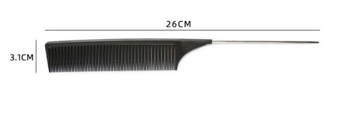 Parting Rat Tail Comb