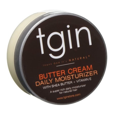 tgin BUTTER CREAM DAILY MOISTUIZER - Textured Tech