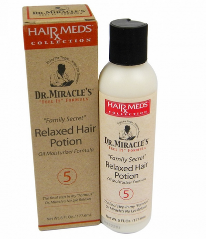 Dr. Miracle's Relaxed Hair Potion - Textured Tech