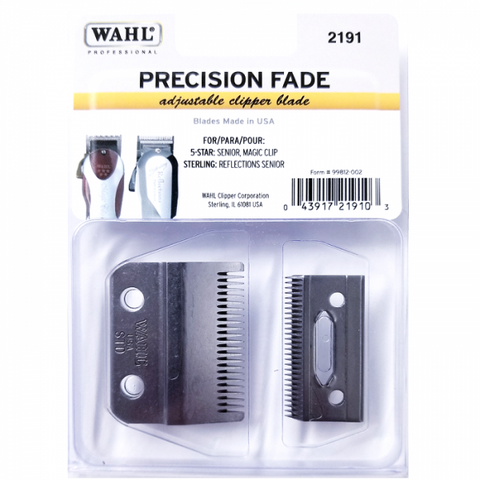 WAHL BLADE 5-STAR SENIOR/MAGIC #0000ADJ - Textured Tech