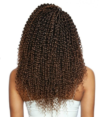 "CARIBBEAN BUNDLE BRAID ""BOHEMIAN"" - Textured Tech"