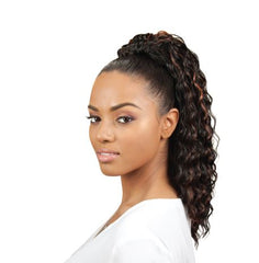 EVE HAIR CASABLANCA DRAWSTRING PONYTAIL FHP-357 - Textured Tech