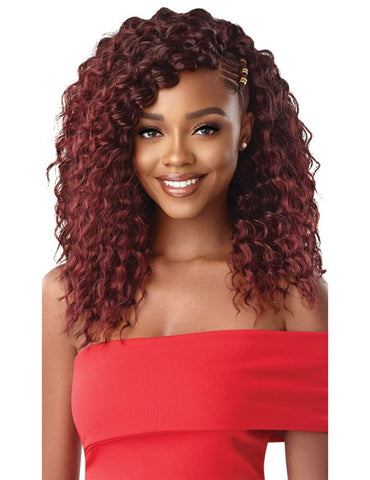 "X-PRESSION 3X BEACH CURL 14"" - Textured Tech"