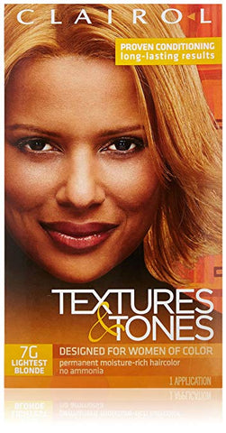 TEX/TONES 7G [LIGHTEST BLONDE] KIT - Textured Tech