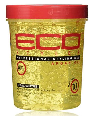 Eco Style Gel Argan Oil 32 oz